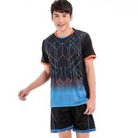 #Men's #Badminton Wear Kit Athletic Wear Leisure Running 2 Colors 6 Size K_SMA052