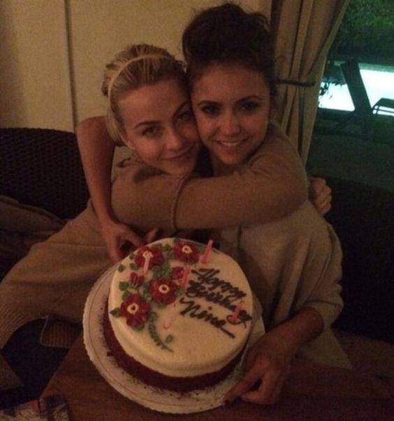 nina dobrev celabrating her 25 birthday photos   Nina Dobrev Celebrates 25th Birthday   WebProNews