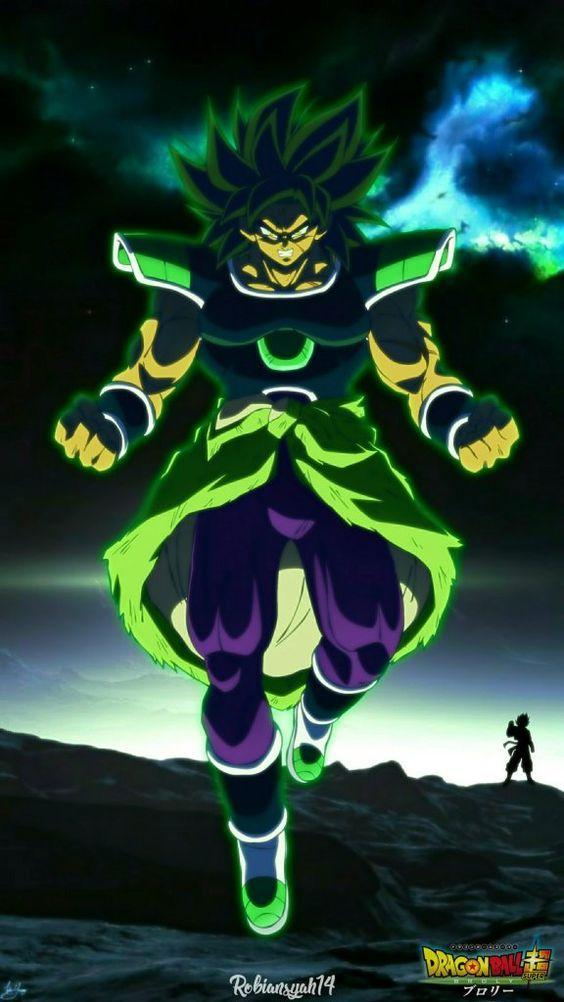 Hd 1080p Dragon Ball Super Broly Pelicula Compl Full Hd