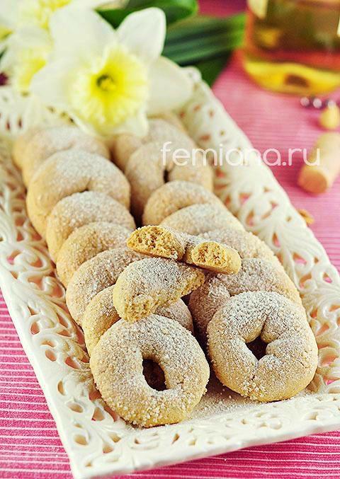 Вкусное печенье без яиц рецепт фото
