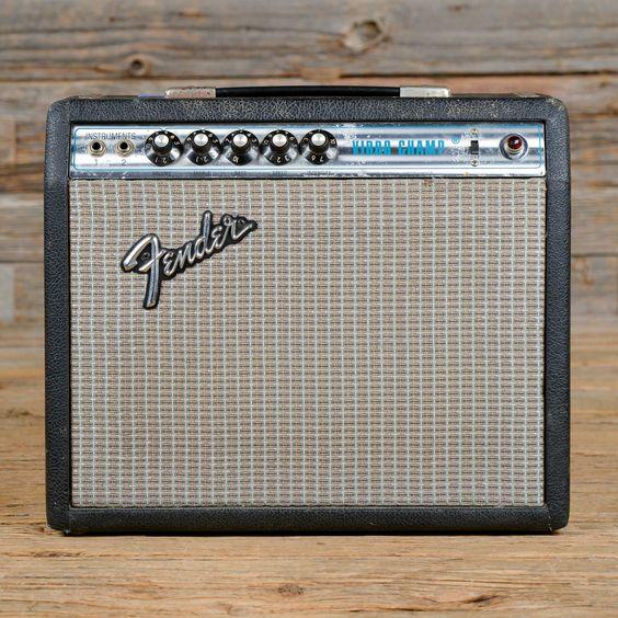 Fender Vibro Champ 1975