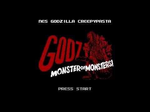 Nes Godzilla Creepypasta Category Nes Godzilla Creepypasta In 2020 Godzilla Creepypasta Progress