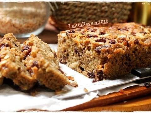 Resep Cake Pisang Apel No Mixer Sangat Sangat Lembut Oleh Tintin Rayner Resep Makanan Resep Resep Makanan