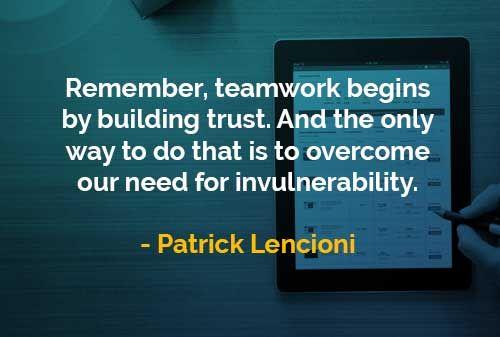 Kata Kata Motivasi Untuk Tim Kerja