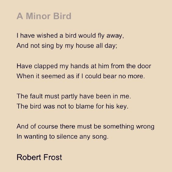 robert frost poem choices are essay Robert frost's poem the road not taken essay more about essay on robert frost's the road not taken - it made all the difference.