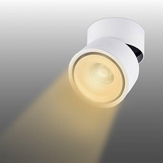 Lanbos Indoor 10w Led Spotlight 360