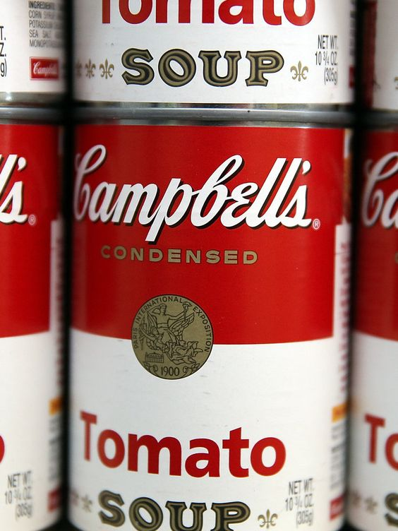 Campbell's are cutting out all artificial ingredients from their soups!!! YAY!!!