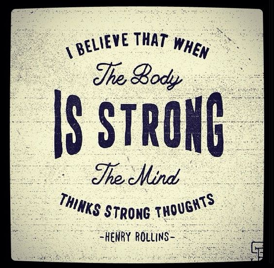 Body Present Mind Absent Quotes: #FitnessMotivation For The Mind And Body!