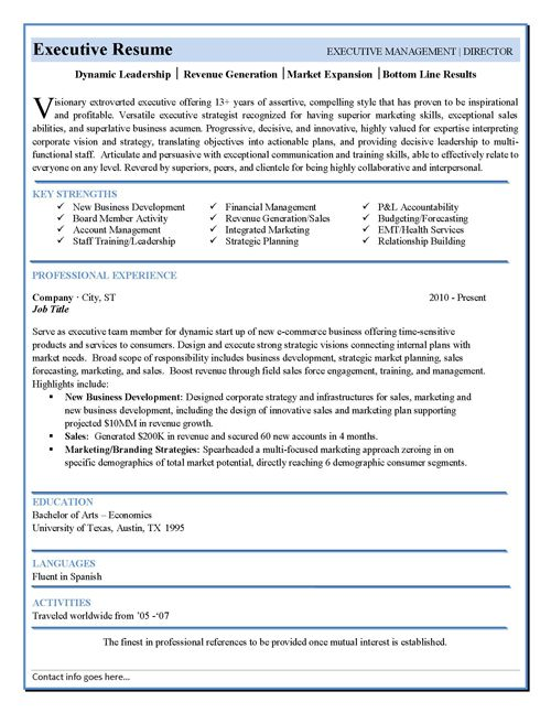Resume Examples Me Nbspthis Website Is For Sale Nbspresume Examples Resources And Information Executive Resume Template Executive Resume Resume Template Free