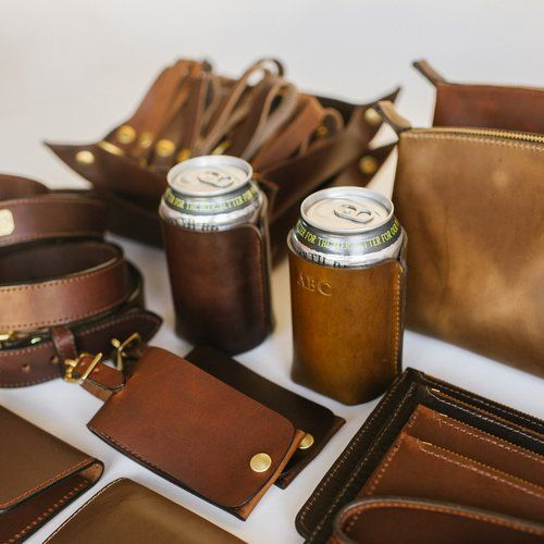 Clayton & Crume handcrafted leather goods