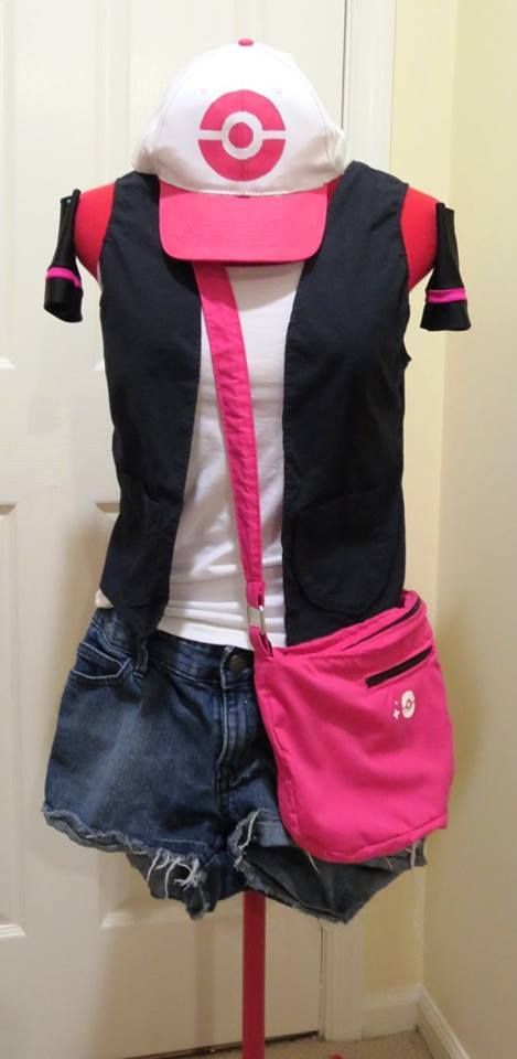 pokemon trainer touko cosplay tutorial masterposthow to