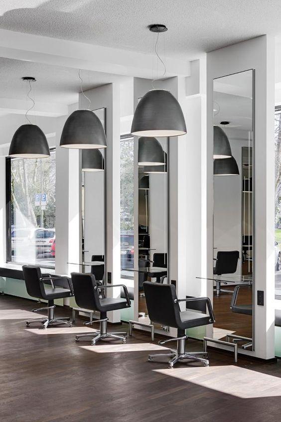 Image gallery modern salons for Salon design moderne