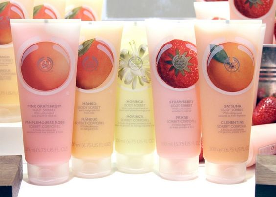 """""""I'm obsessed with The Body Shop's NEW Body Sorbets @thebodyshopUSA"""""""