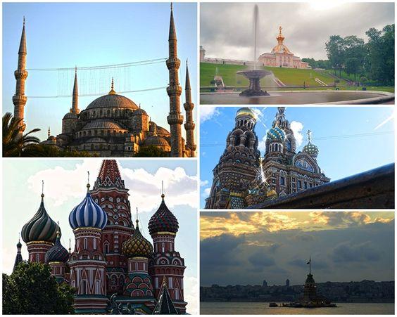 ใครๆ ก็ไปเที่ยว รัสเซีย และ ตุรกี ได้ด้วยตัวเอง ( คู่มือและรีวิว การท่อง รัสเซีย และ ตุรกี ฉบับสมบูรณ์ ) ตอน รัสเซีย - Pantip