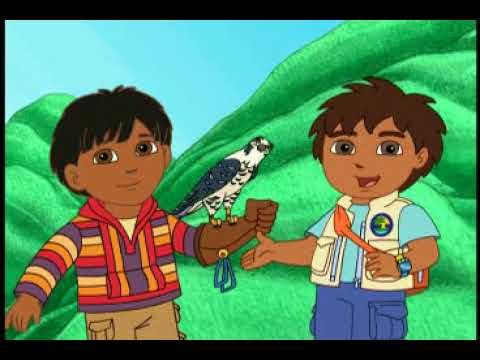 Go Diego Go Dvd Trailer 2008 Youtube Go Diego Go Barbie Coloring Pages Baby Jaguar