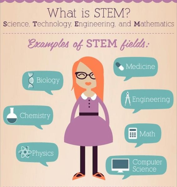 Science Technology Engineering Math: Women Are Needed In STEM Fields. What Is A STEM? Science