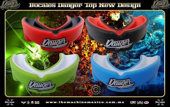 Protector Bucal Danger Equipment Top