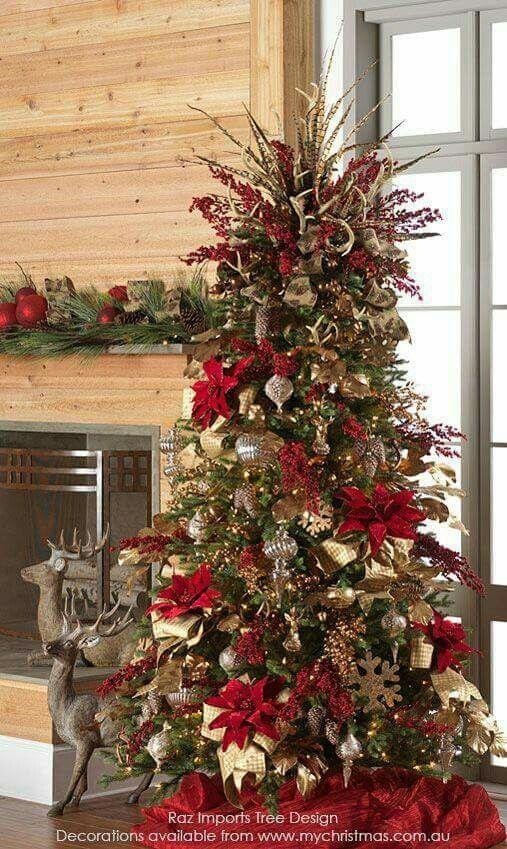 Winter Wedding Decor Arboles De Navidad Modernos Decoracion De Arboles Arboles De Navidad Decorados