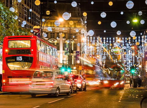 No New Christmas Lights For Oxford Street This Year. Here's Why | Londonist