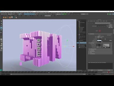 Maya 2016 Extension 2: Motion Graphics