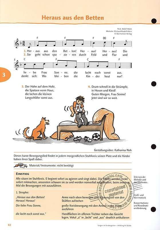 Singen Im Kindergarten Allgemeine Ausgabe Im Stretta