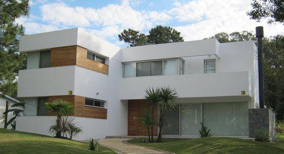 Casa moderna diseñada por Canexel