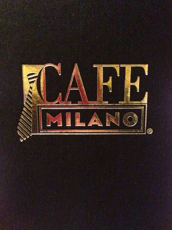 Cafe Milano in Washington, D.C.