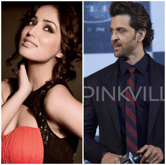 Hrithik and Yami perform blind Tango for Kaabil!