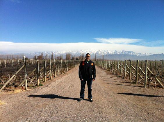 Bodega en Mendoza
