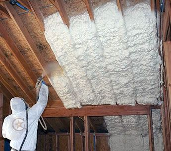 Hot roof vs cold roof attic insulation options for for Which insulation is better