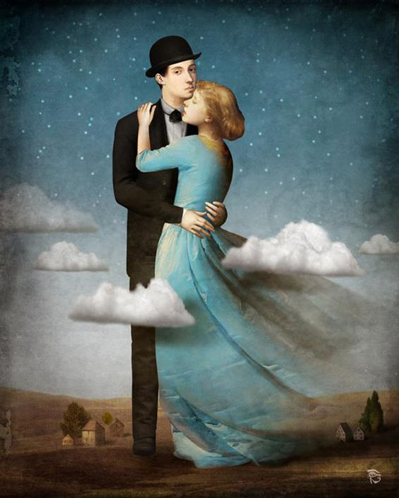 The surreal art of Christian Schloe
