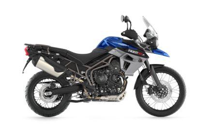 Tiger 800 XCx - Adventure - Motocicletas - Rio Triumph