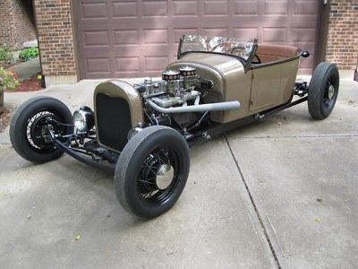 1927 Ford Model T 1927 Model T Lakes Modified Roadster Hot Rod