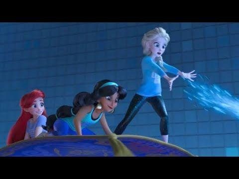 The Princesses Save Ralph Ralph Breaks The Internet Scene Hd Free Movies Online Michael Giacchino Wayne Sermon