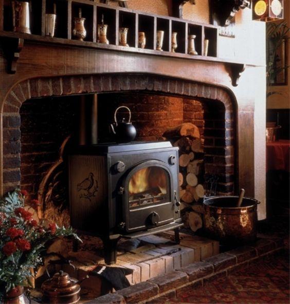 Morso 1600 Dove  #KernowFires #morso #fireplace #woodburner #stove #cornwall #traditional #freestanding #boiler