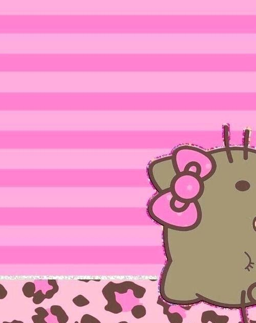 Gambar Wallpaper Hello Kitty Pink You Can Also Upload And Share Your Favorite Pink Hello Kitty Backgrou Hello Kitty Backgrounds Pink Hello Kitty Hello Kitty
