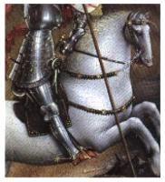 Western European Tack from 900-1600 c.e.  By Madonna Contessa Ilaria Veltri degli Ansari