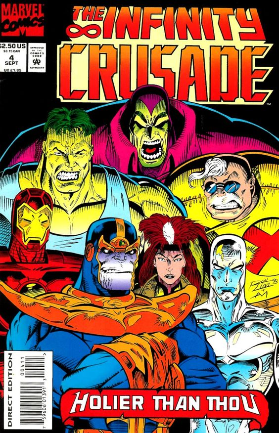 The infinity crusade #4