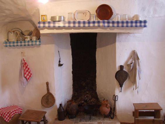Sala en Museo Etnológico Silo De Tío Zoquete