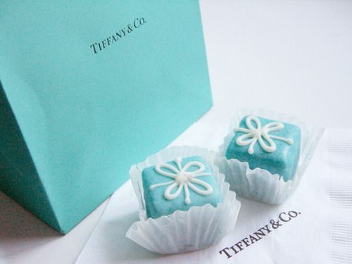 Image detail for -Tiffany & Co Chocolate | Cute Chocolate | CutestFood.com