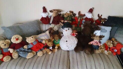 Invasión de decoración navideña