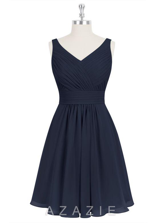 GRACE - Bridesmaid Dress - Blue colors- Colors and Purple