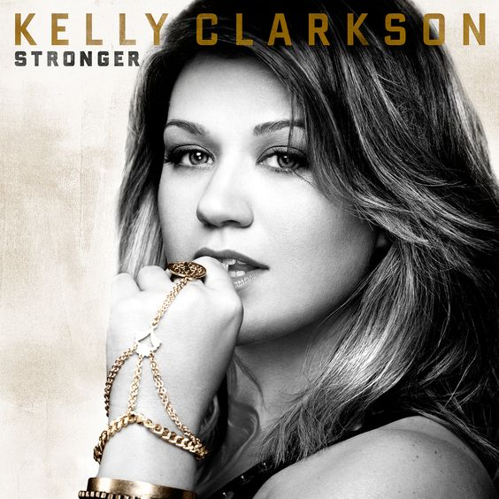 55th GRAMMY Awards - Best Pop Vocal Album Nominee.  'Stronger' Kelly Clarkson