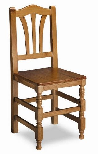 Sillas de madera para comedor torneadas buscar con for Precio de comedor de 4 sillas de madera