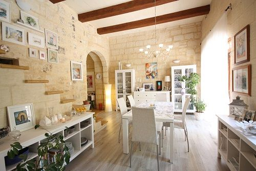 Beautiful Interior Design House In Island Of Malta 2