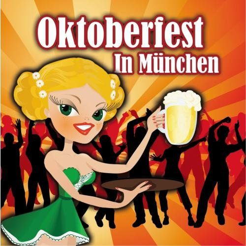 Sepp Vielhuber & His Original Oktoberfest Brass Band - Oktoberfest In München - Amazon.com Music