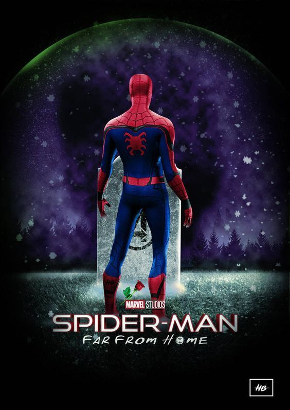 Spider Man Lejos De Casa Pelicula Completa En Espanol Latino Online Spiderman Spiderman Movie Marvel Spiderman