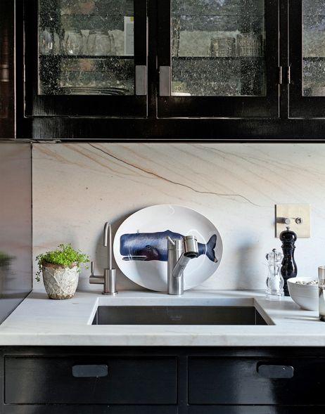 chelsea kitchen detail