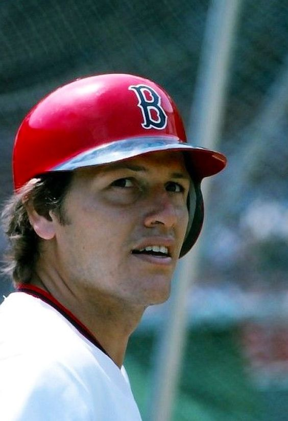 Carlton Fisk 1983: Red, Boston Red And Boston On Pinterest