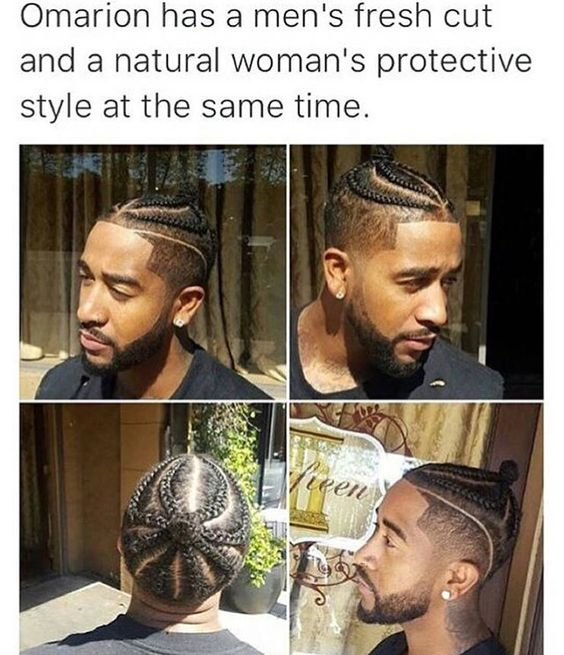 Omarion Hairstyle 2014 91247 Loadtve